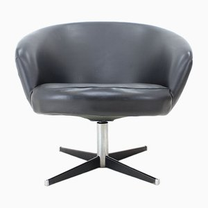 Mid-Century German Swivel Lounge Chair, 1960s