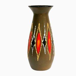 Vaso Mid-Century in ceramica di Roberto Rigon