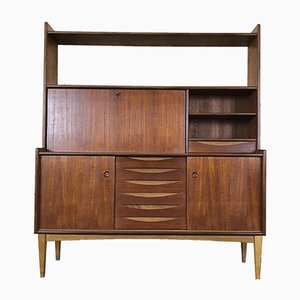 Vintage Danish Teak Highboard from Bräntorps