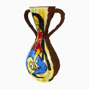 Mid-Century Vase from SAM