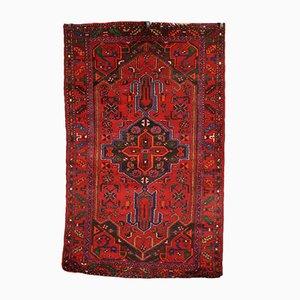 Teppich aus Baumwolle & Wolle, 1980er