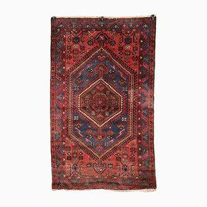 Teppich aus Baumwolle & Wolle, 1970er