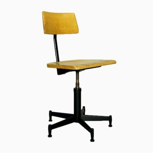 Industrial Swivel Chair by Martin Stoll for Giroflex, 1960s