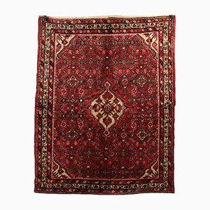 Antiker handgefertigter Teppich