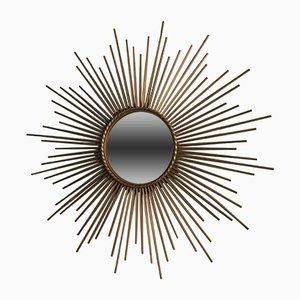 Espejo en forma de sol de Chaty, años 60