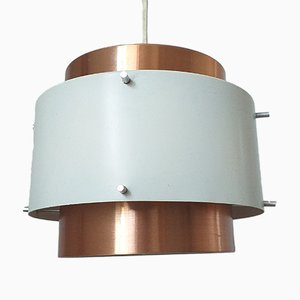 Lampe à Suspension Mid-Century, Danemark, 1970s