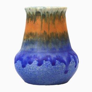 Petit Vase en Céramique Vernie par William Howson Taylor pour Ruskin Pottery, 1931