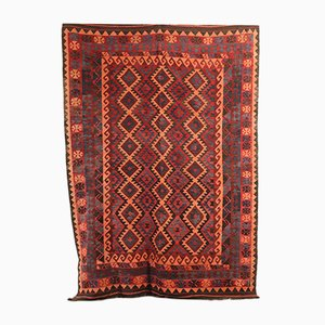 Vintage Turkish Kilim Carpet