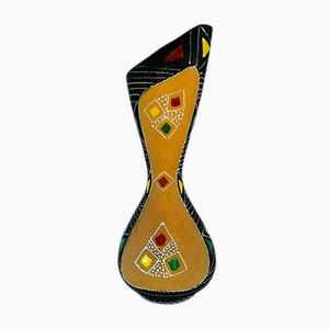Mid-Century Vase from Deruta