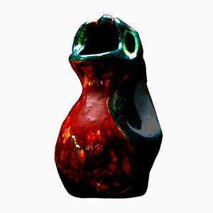 Mid-Century Vase von Mondinari Venezia