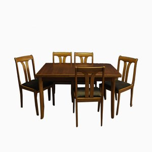 Vintage Dining Room Set from Lübke, 1960s