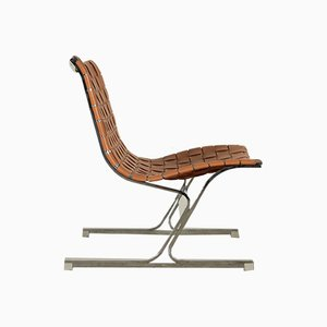 Lounge Chair by Ross Littell, 1960s