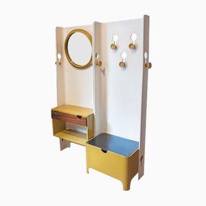 Mueble de recibidor italiano vintage de Carlo de Carli para Fiarm, años 60