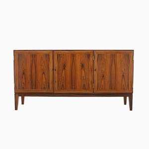 Danish Rosewood Sideboard by Kai Winding for Poul Jeppesens Møbelfabrik, 1960s