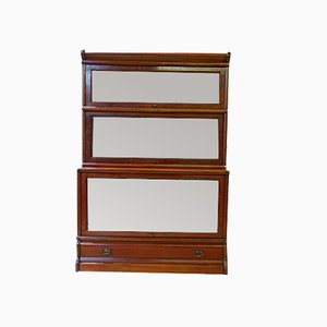 Antique Sectional Solicitors Bookcase from Globe Wernicke