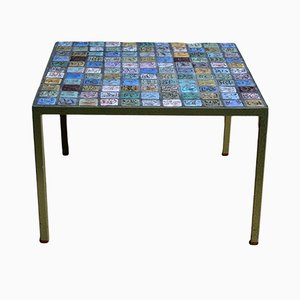 Mosaic Coffee Table by Louis van Teeffelen for WéBé, 1960s