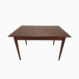 Tavolo da pranzo allungabile in teak di Cees Braakman per Pastoe, anni '60