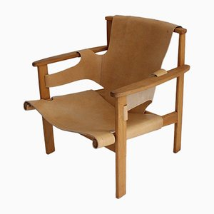 Trienna Lounge Chair by Carl-Axel Acking, 1970s