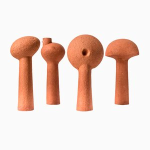 Madre Pane Bread Stamps by Roberto Sironi for Bazar Noir, Set of 4