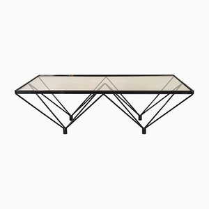 Model Alanda Coffee Table by Paolo Piva for B&B Italia, 1970s