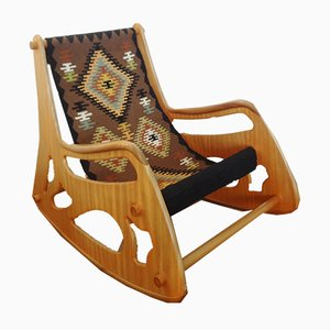 Rocking Chair by A. Porsanidis, 2000s