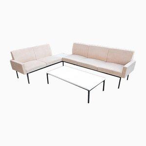 Modernist Modular Sofa Set from Thonet, 1960s