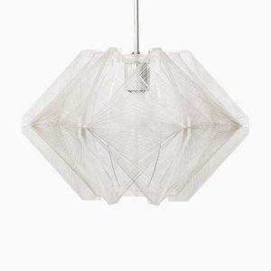 Lámpara de techo Spider de Paul Secon para Sompex, años 70