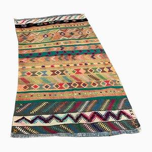 Türkischer Kilim Teppich, 1960er