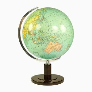 Table Globe from Columbus Verlag, 1940s