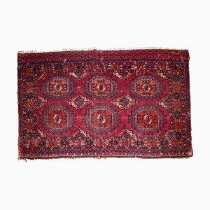 Antique Turkmen Saryk Rug