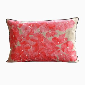 Ortensia Rosa Cushion from GAIADIPAOLA