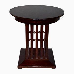 Tavolino Art Nouveau antico, anni '10