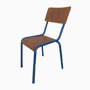 Children's School Chair by Jacques Hitier, 1950s