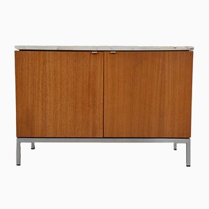 Mid-Century Rosewood Sideboard by Florence Knoll Bassett