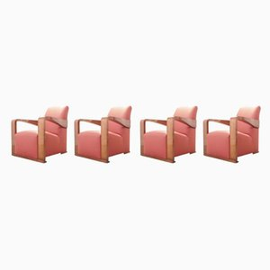 Model Ying Armchairs from Hugues Chevalier, 2000s, Set of 4