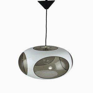 Vintage Ceiling Lamp by Luigi Colani