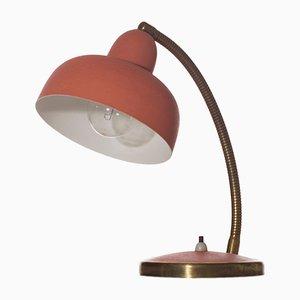 Französische Tischlampe, 1950er