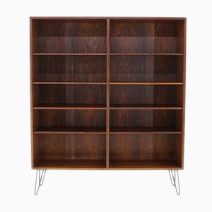 Danish Rosewood Bookcase from Omann Jun, 1960s