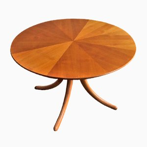 Mid-Century Birch Coffee Table, 1960s