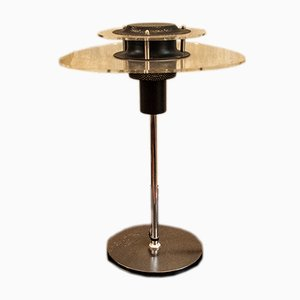 Lampada da tavolo postmoderna, Italia, anni '80