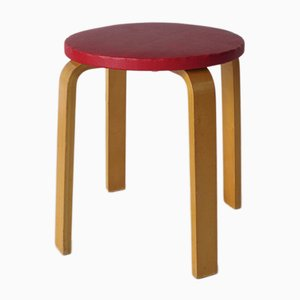Plywood Stool by Cor Alons for Gouda den Boer, 1950s