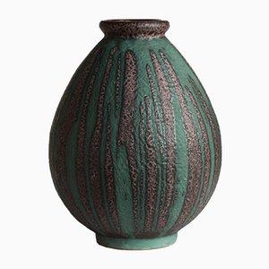 Vaso vintage di Gerda Heuckeroth per Carstens Tönnieshof, anni '60