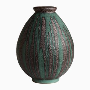 Vintage Vase von Gerda Heuckeroth für Carstens Tönnieshof, 1960er