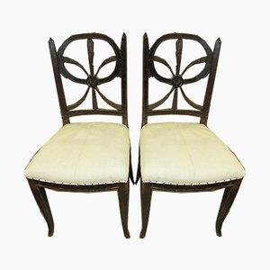 Sedie antiche, set di 2