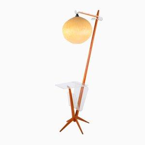 Mid-Century Stehlampe von Krásná Jizba