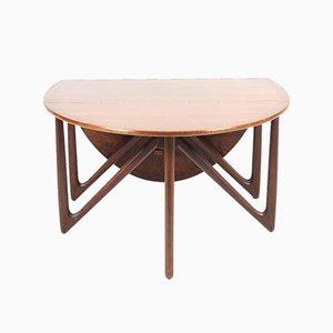 Tavolo da pranzo in palissandro di Kurt Østervig per Jason Møbler, Danimarca, anni '60
