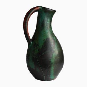 Große Mid-Century Krug Vase von Paul Dressler für Töpferei Grootenburg, 1950er