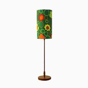Mid-Century Danish Teak Floor Lamp, 1960s