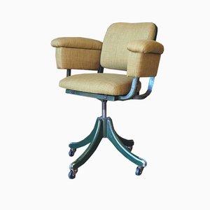 Sedia girevole di Tan Sad Chair Co., anni '50