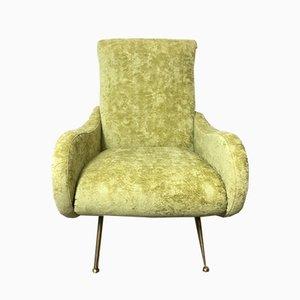 Italienischer Sessel von Marco Zanuso für Arflex, 1950er